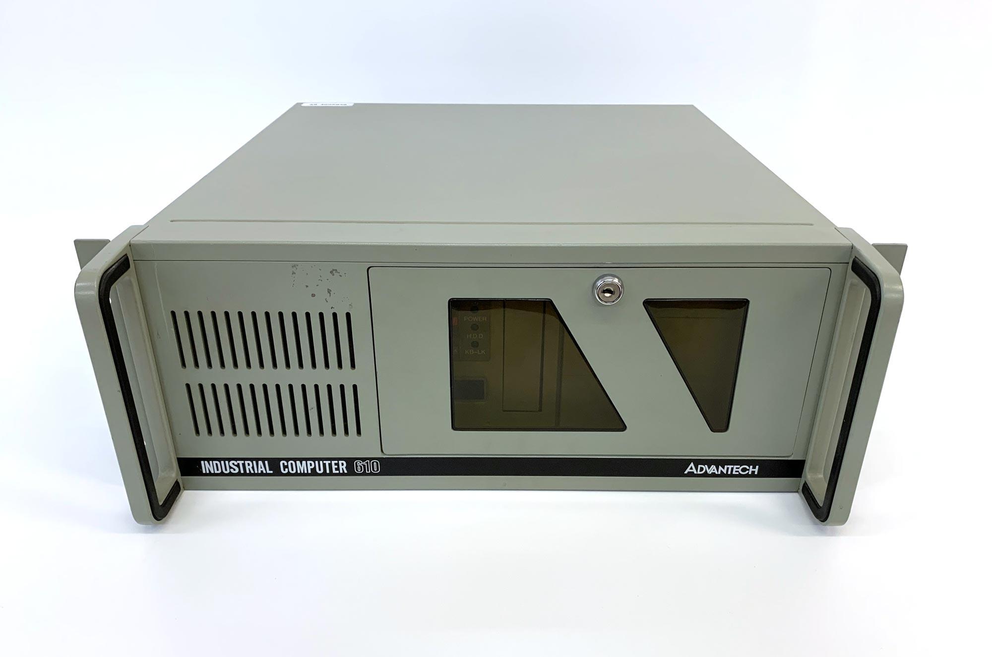 IPC-610BP - 4HE Industrie PC Gehäuse