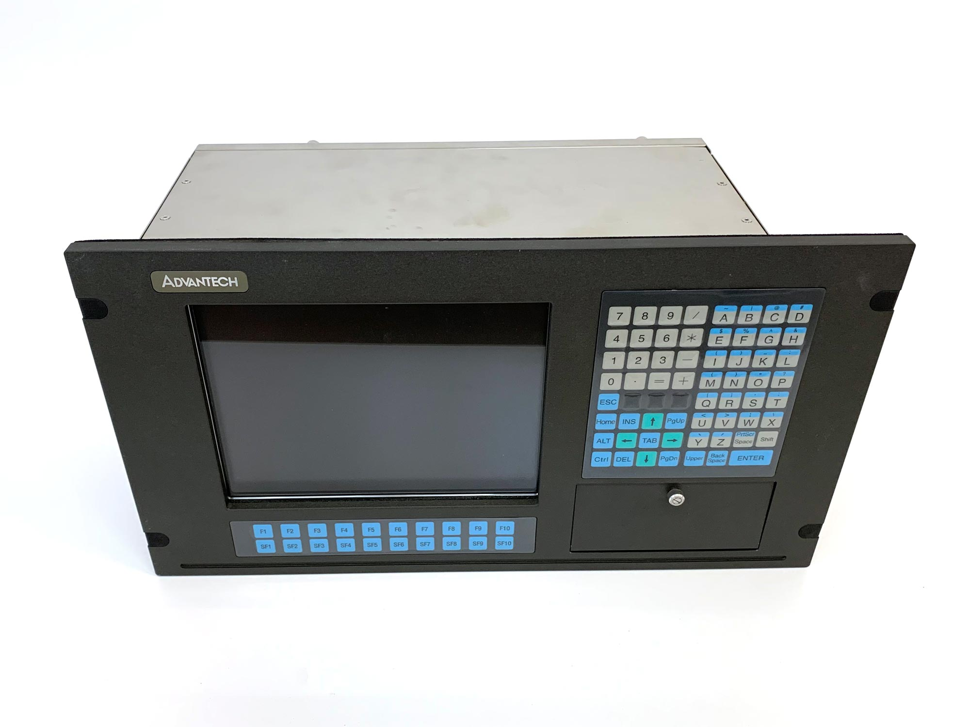 "AWS-843 - Industrie Workstation mit 10,4"" LCD Display"
