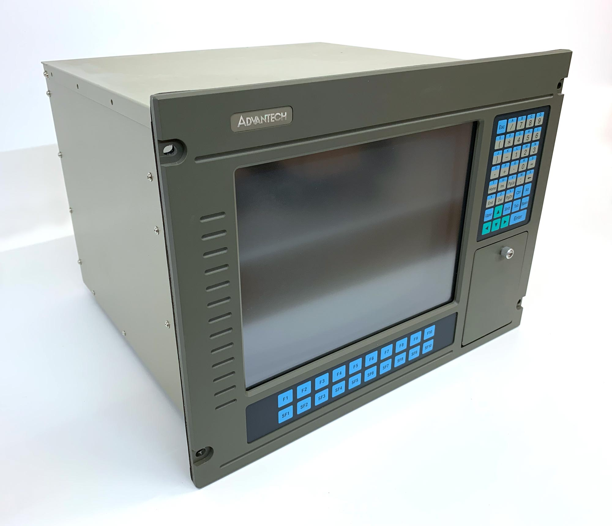 "AWS-825-T - Industrie Workstation mit 15"" CRT Display"