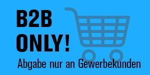 B2B only!