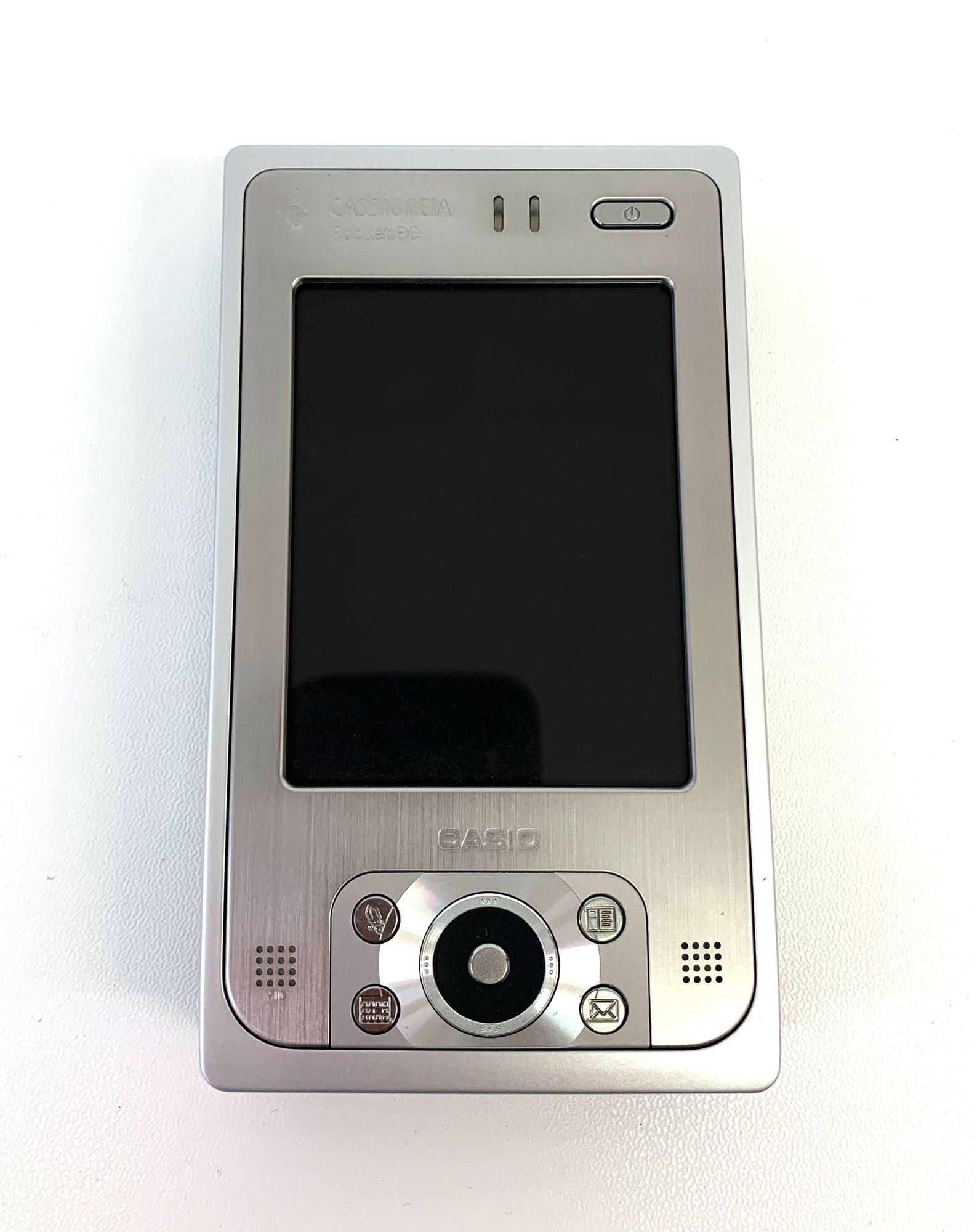 IT-10 - Pocket PC mit transreflektivem 3.7-Zoll TFT Display