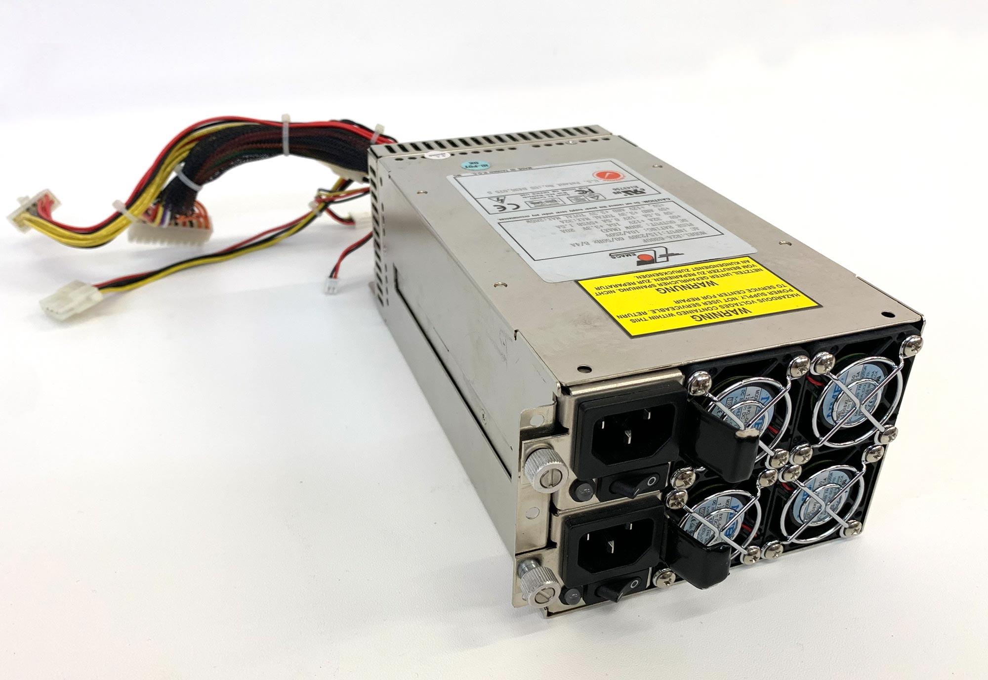 Emacs R2A-6300F - 300W IPC Netzteil, redundant
