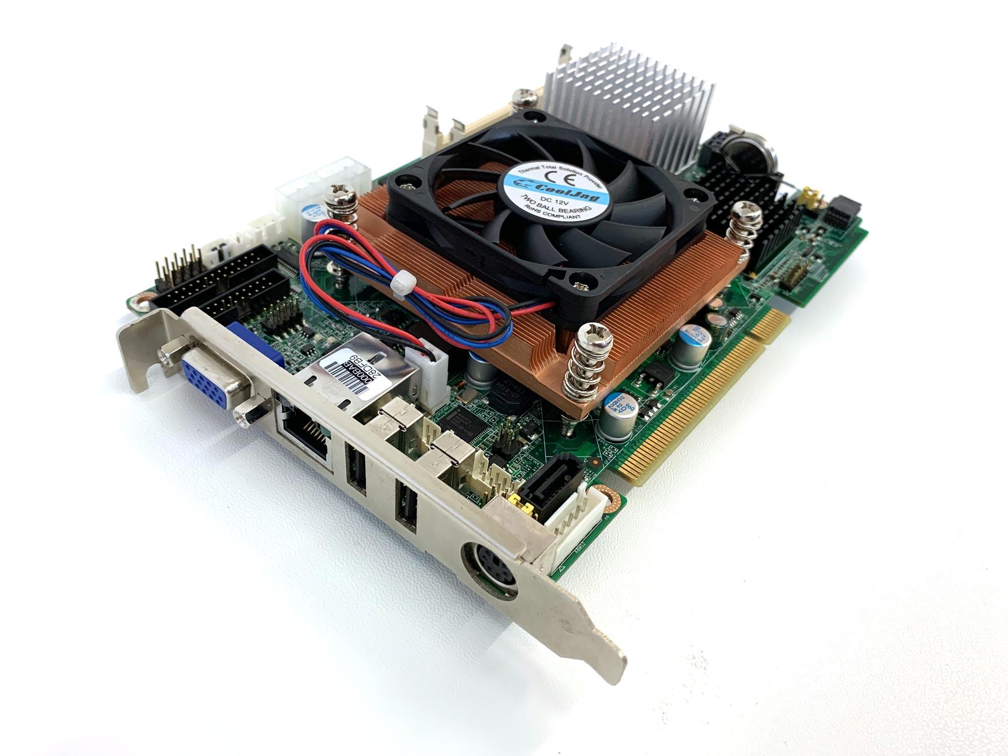 PCI-7020VG - PCI Half-size SBC mit Sockel LGA775