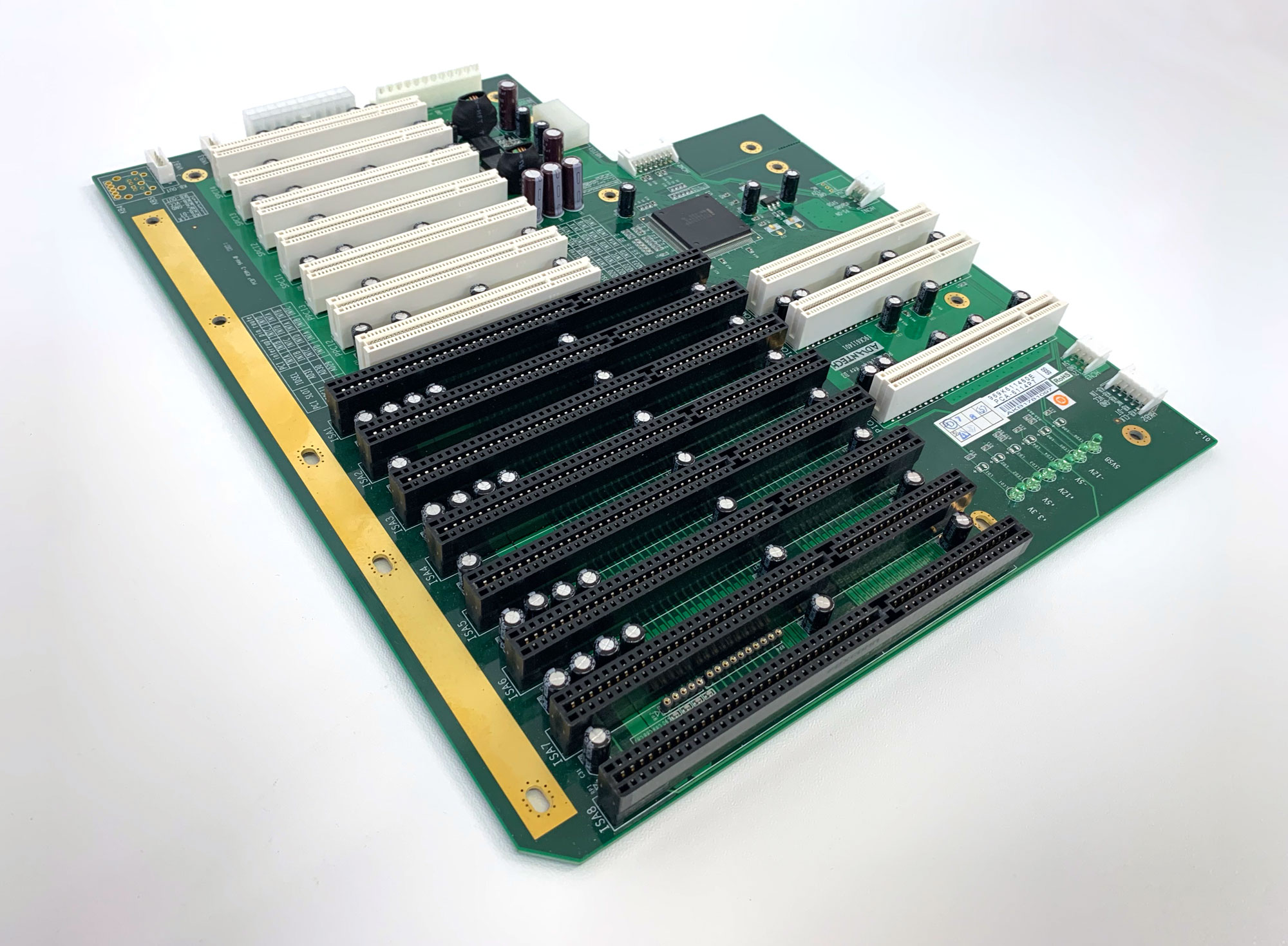 PCA-6114P7 - 14-slot PCI/ISA Backplane