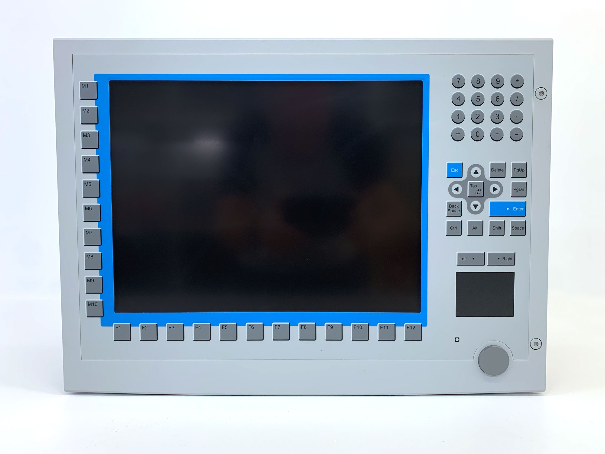 "IPPC-7157A - Industrie Workstation mit 15"" Display"