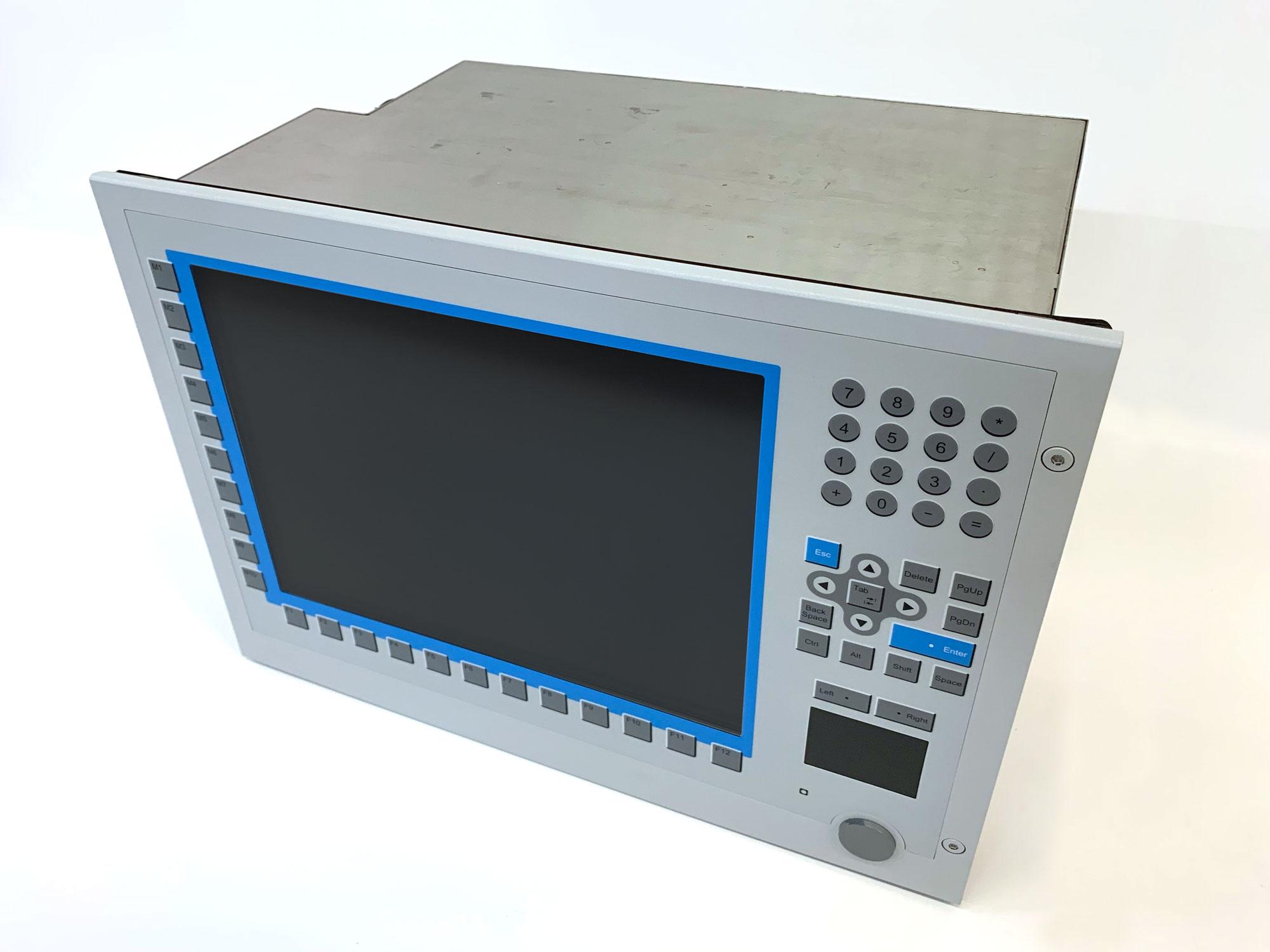 "IPPC-7157A - Industrie Workstation mit 15"" Display"