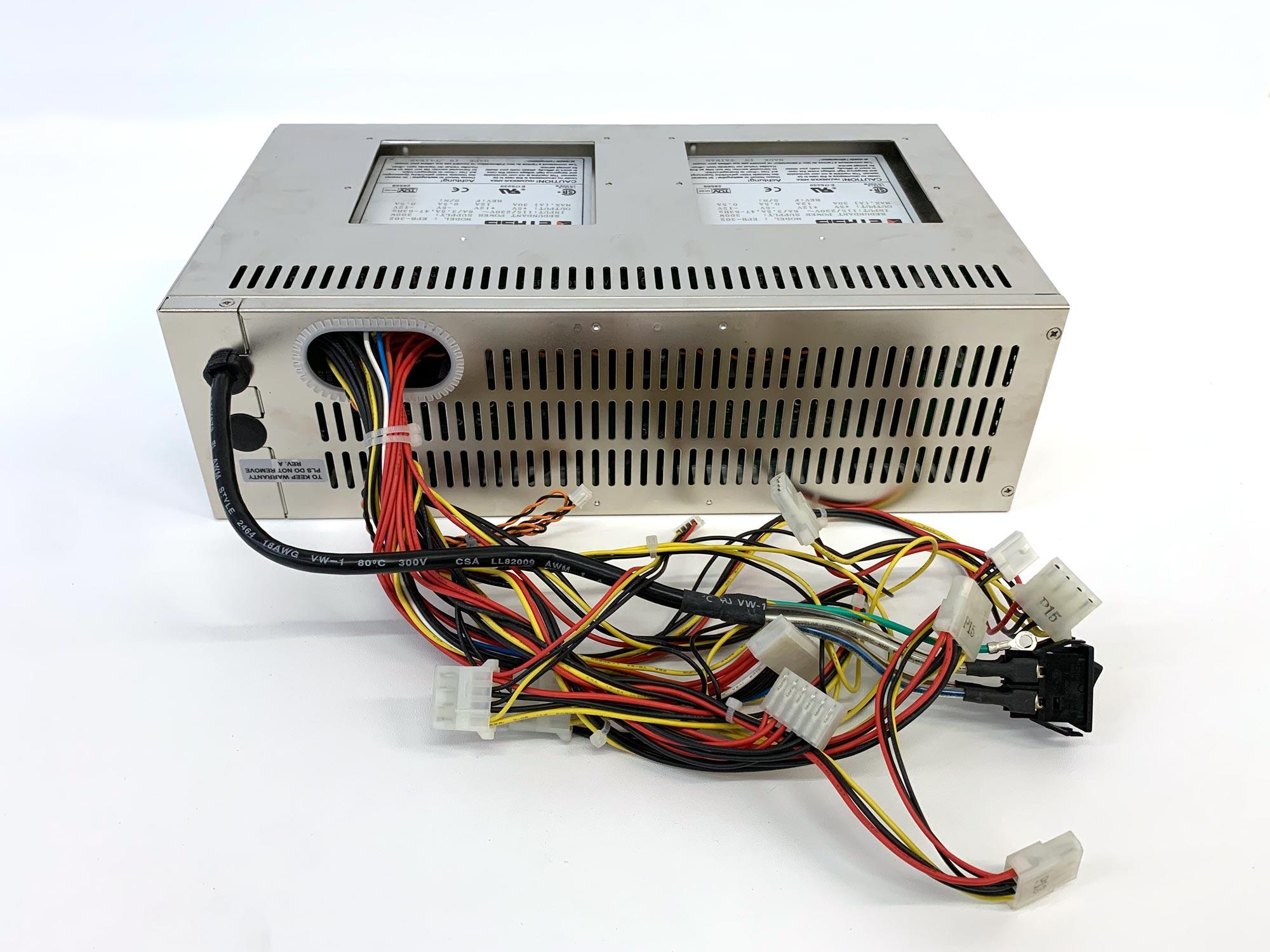 Etasis EPR-2302H - 300W IPC Netzteil, redundant