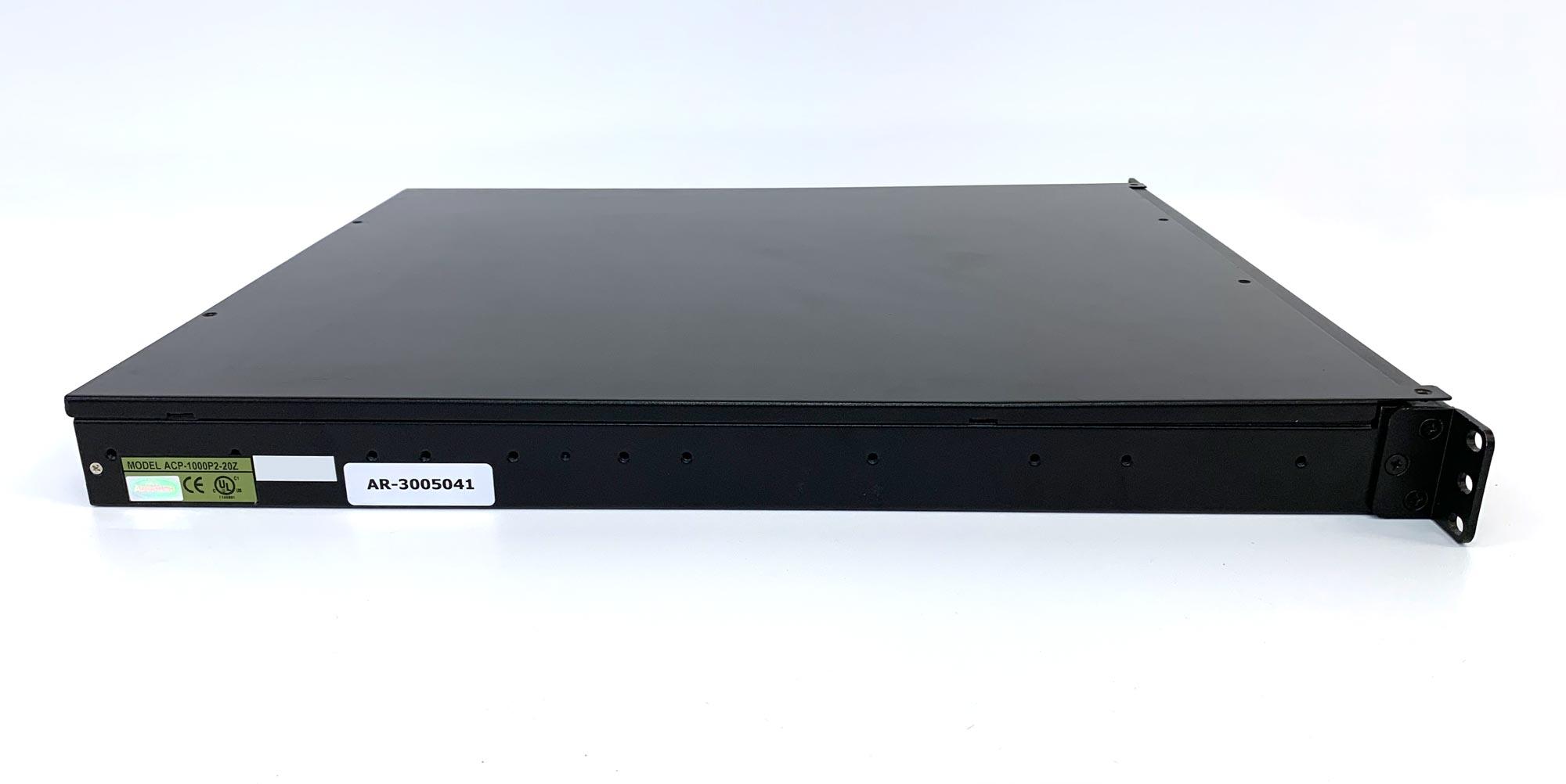 ACP-1000 - 1HE Industrie PC Gehäuse