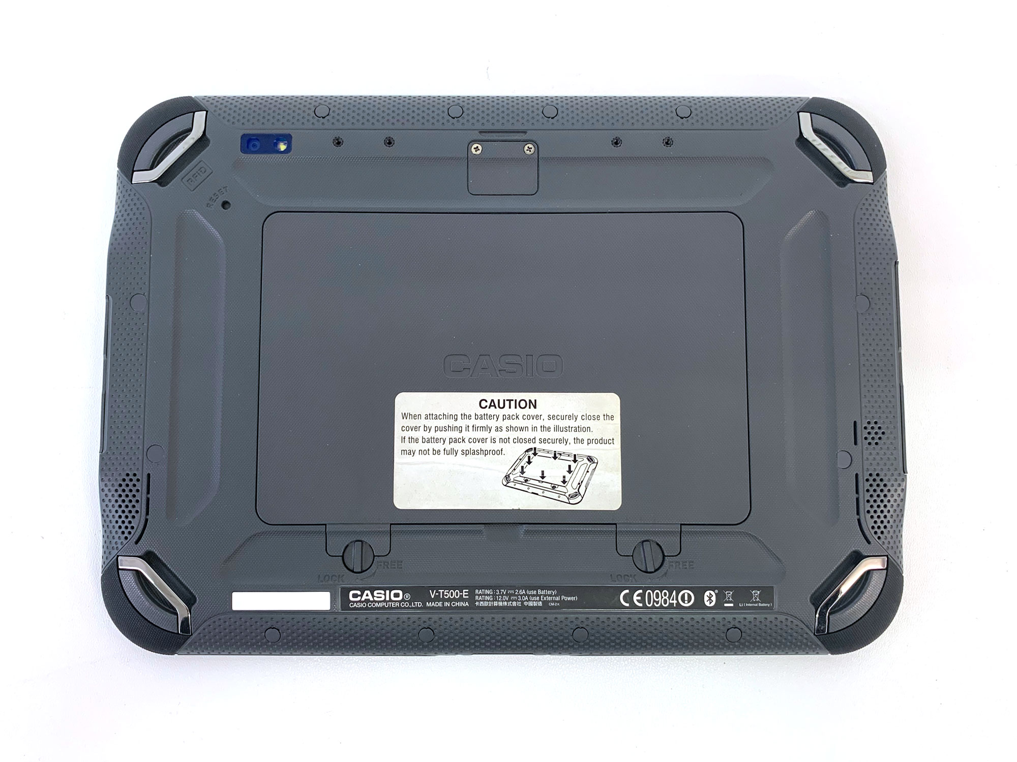 "V-T500E - Industrie Tablet PC mit 10"" Display"
