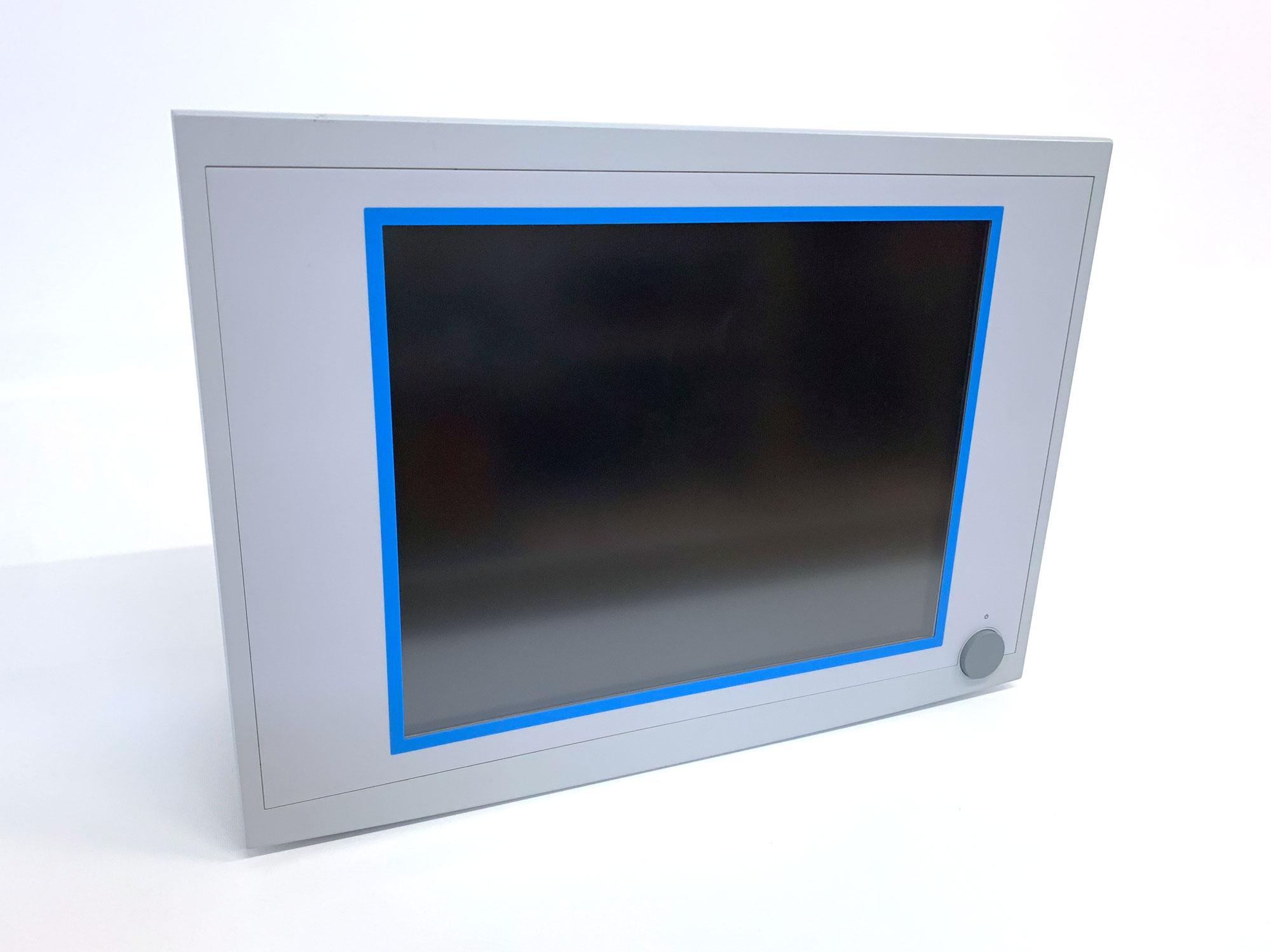 IPPC-6152F - Lüfterloser Industrie Panel PC mit 15-Zoll Display