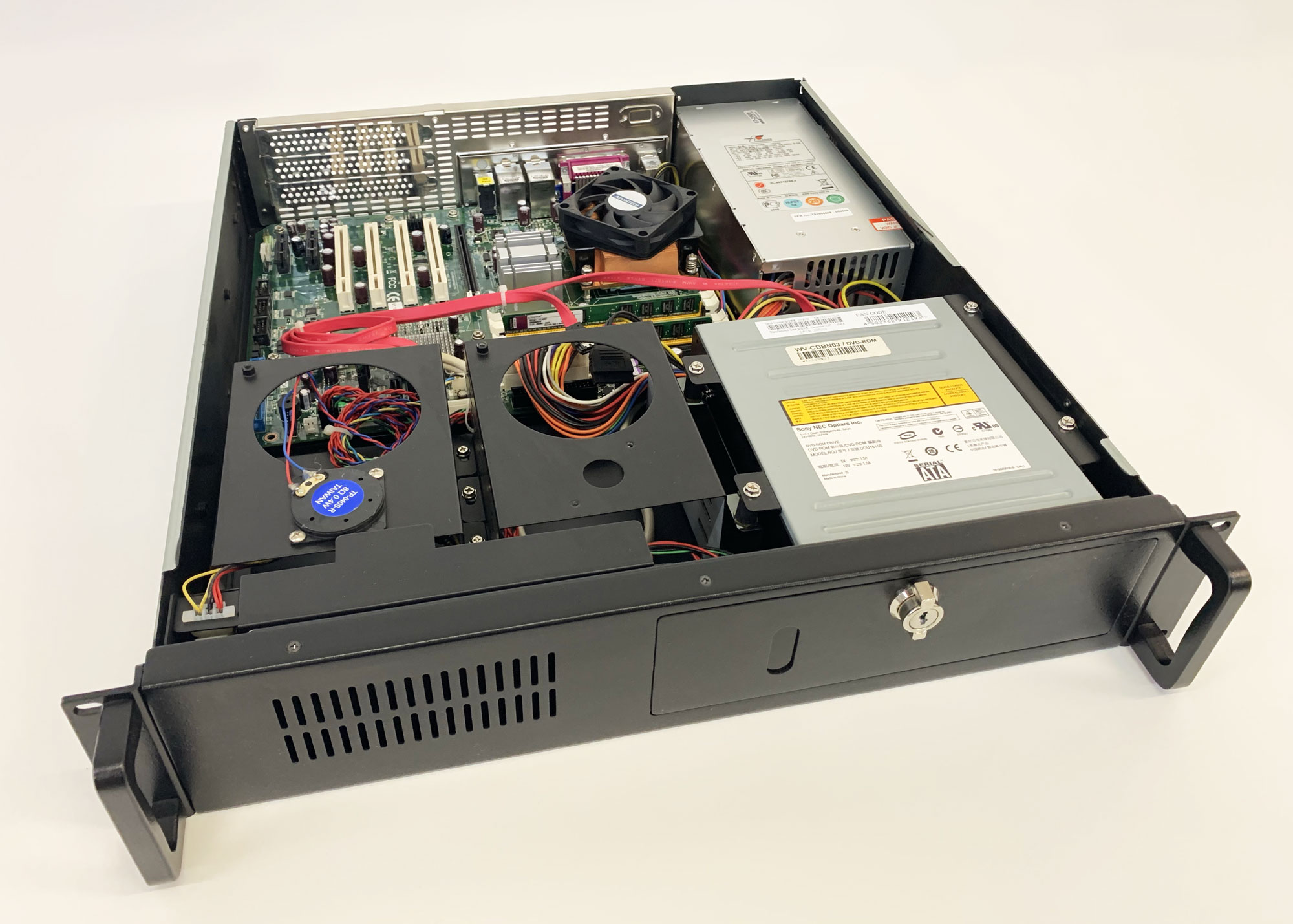 2HE Industrie PC