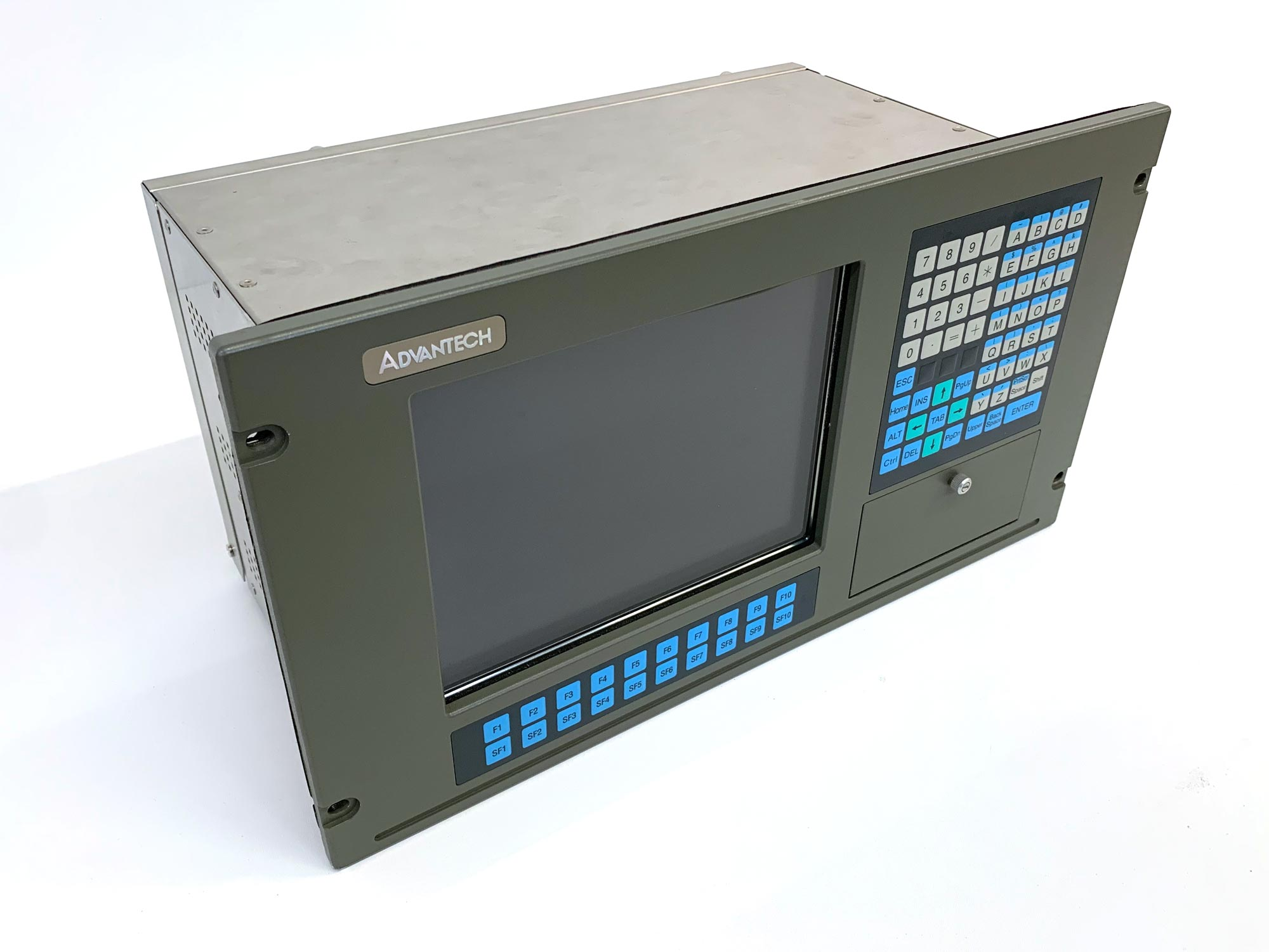 """AWS-843 - Industrie Workstation mit 10,4"""" LCD Display"""