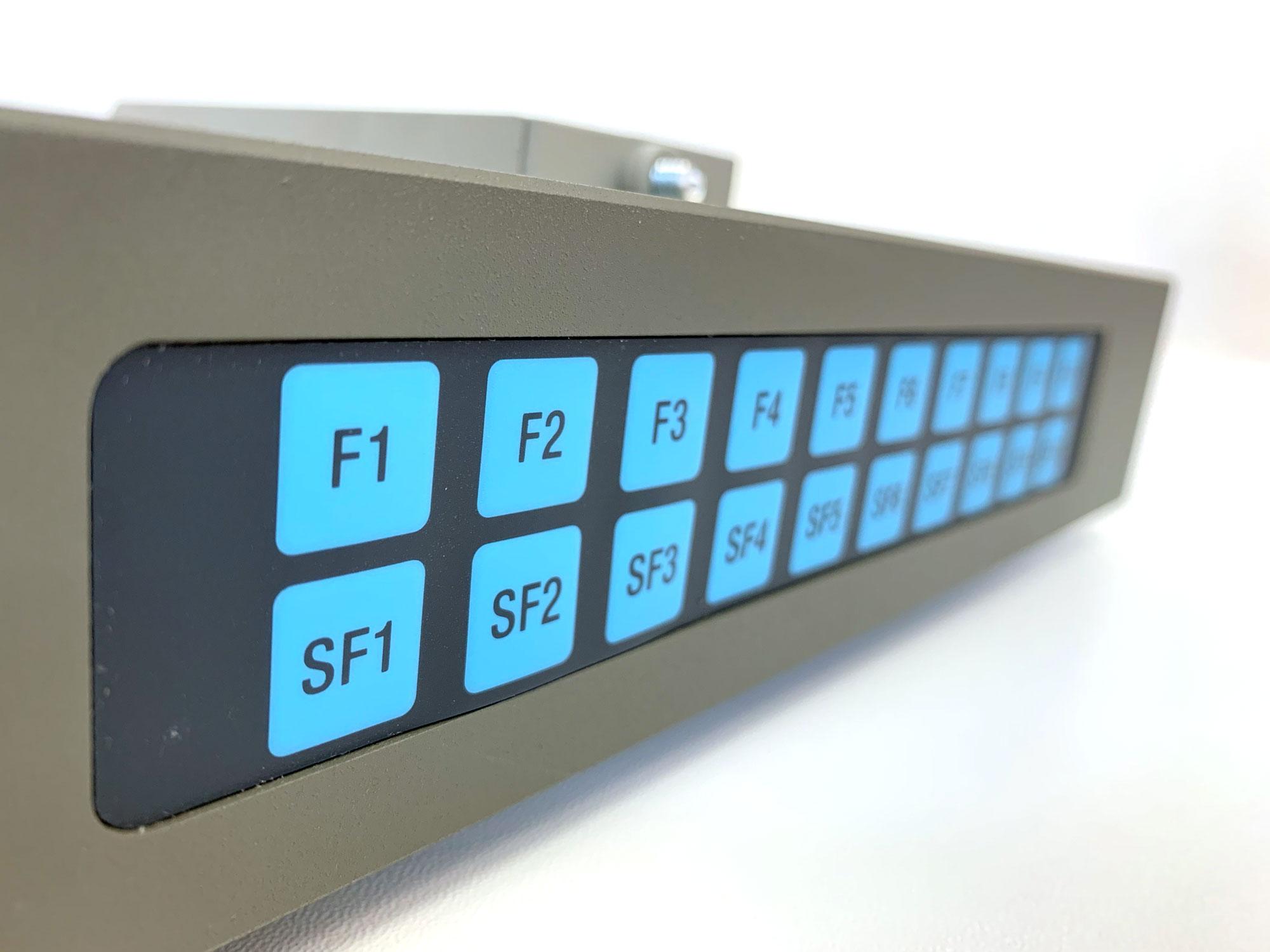 KPD-20A - Membrane Keypad Box