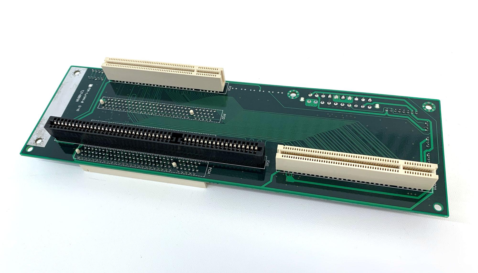 PCA-6105P4V - 5 Slot PCI Backplane für 2HE Gehäuse